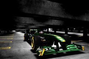 DuPont Refinish i TeamLotus razem w kolejnym sezonie F1