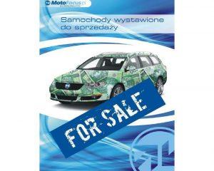 Raport – Samochody wystawione do sprzedaży