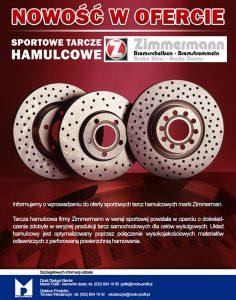 Zimmerman w Moto-Profilu oraz nowa promocja Denso