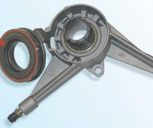 Wskazówka montażowa centralnego wysprzęglika LuK 510001610