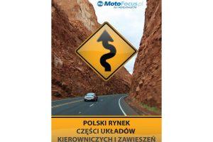 Raport - Polski rynek części układów kierowniczych i zawieszeń