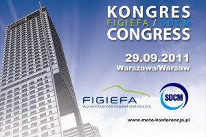 Kongres FIGIEFA/SDCM w Warszawie