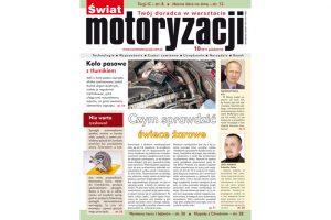 Świat Motoryzacji 10/2011