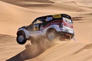 SKF Polska SA na Rajdzie Dakar 2012