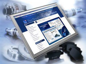 Nowy portal z informacjami o katalogu TecDoc