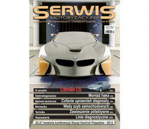 Serwis Motoryzacyjny numer 4/kwiecień/2012