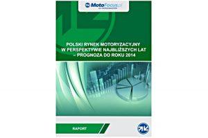 Nowy raport: Polski rynek motoryzacyjny w perspektywie najbliższych lat - prognoza do roku 2014