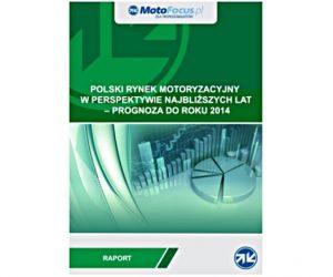 Nowy raport: Polski rynek motoryzacyjny w perspektywie najbliższych lat – prognoza do roku 2014