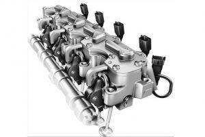 Elektrohydrauliczna rewolucja w mechanizmie rozrządu