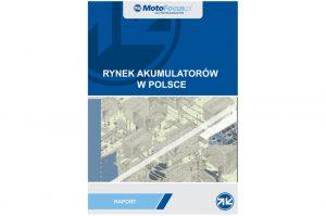 Nowy raport: Rynek akumulatorów w Polsce