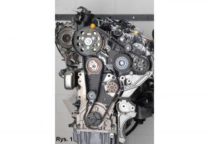 Wymiana rozrządu w silniku z grupy VW o kodzie CBDB cz.1