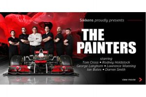 "Sikkens przedstawia: ""The Painters"""