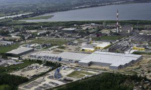 Nowa fabryka szyb samochodowych Pilkington Automotive w Chmielowie