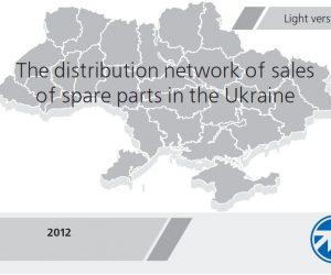 Raport – Dystrybucja części zamiennych na Ukrainie