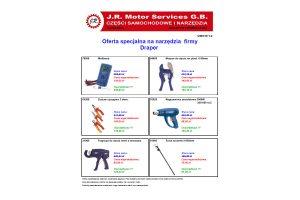 Wyprzedaże w J.R Motor Services