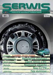 Serwis Motoryzacyjny numer 2/luty/2013