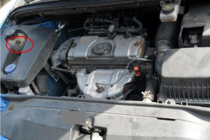 Nietypowe awarie: Kolejny zagadkowy Peugeot – rozwiązanie