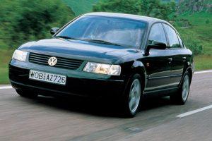 Nietypowe awarie: słaby Volkswagen Passat