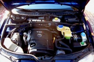 Nietypowe awarie: słaby Volkswagen Passat – rozwiązanie
