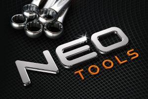 Nowy zestaw kluczy udarowych Torx od NEO