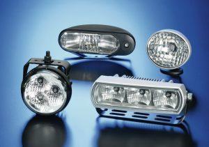 Czy zestawy świateł do jazdy dziennej są legalne?