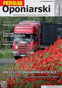 Przegląd Oponiarski nr 7-8 (105) / lipiec-sierpień 2013