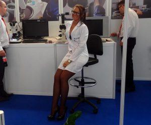 Wybieramy najpiękniejszą hostessę Targów Inter Cars – wyniki