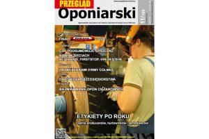 """""""Przegląd Oponiarski"""" nr 11/108 listopad 2013"""