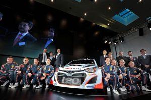 Shell i Hyundai Motorsport w Rajdowych Samochodowych Mistrzostwach Świata