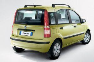 Nietypowe Awarie: Fiat Panda na sprzedaż