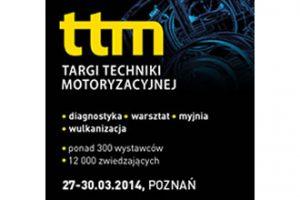 Forum Warsztatowe na Targach Techniki Motoryzacyjnej 2014