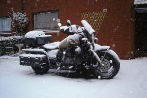 Sprzedaż motocykli spada kolejny rok z rzędu