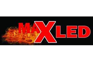 Dwufunkcyjna lampa MaxLed