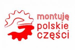 Mapa polskich części