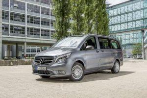 Nowy Mercedes-Benz Vito