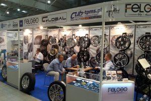 Global Traders na targach Automechanika 2014 oraz Auto Expo Parts
