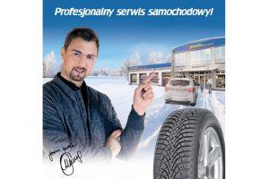 Jerzy Dudek ambasadorem Premio Opony-Autoserwis