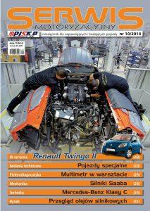 Serwis Motoryzacyjny numer 10/październik/2014