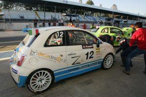 Inżynierowie Nexteer przygotowali układy EPS dla wyścigowych Fiatów 500