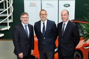 Współpraca Castrol i Jaguar Land Rover przedłużona
