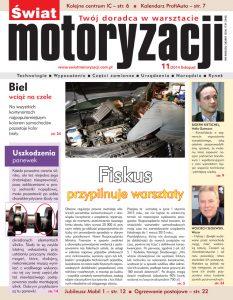 Świat Motoryzacji 11/2014