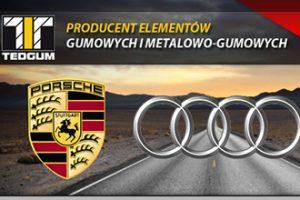 Nowość Tedgum do Porsche, Audi iVolkswagena
