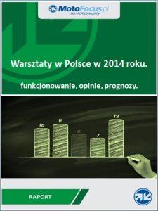 Warsztaty w Polsce w 2014 r. – funkcjonowanie, opinie, prognozy.