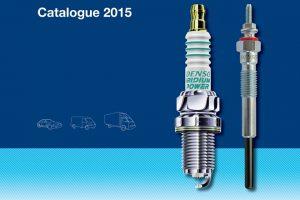 Katalog świec zapłonowych i żarowych DENSO 2015