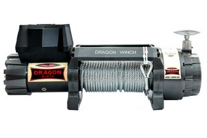 Modernizacja wyciągarek Highlander firmy Dragon Winch