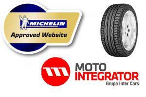 Certyfikat Michelin dla Motointegratora