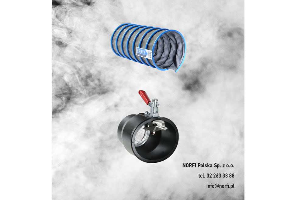 Napraw tanio wyciąg spalin – akcja specjalna NORFI