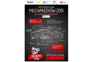 Mistrzostwa Mechaników  – znamy termin eliminacji i pytania!