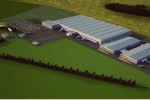 Trwają przygotowania do budowy Centrum Logistycznego w Zakroczymiu