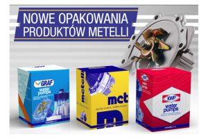 Nowe opakowania produktów grupy Metelli